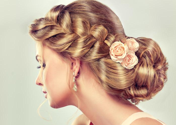 Hair Style 2 – Wedding Hair Style