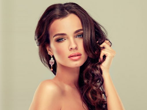 Hair Style 8 – Long Red Hair