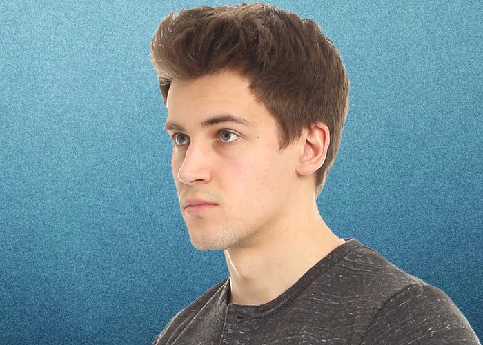 Men's Hair Style 2