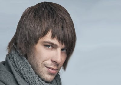 Men's Haircut Medium Length
