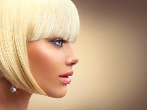 Hair Style 5 – Short Blonde Hair