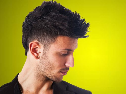 Men's Hair Style 3