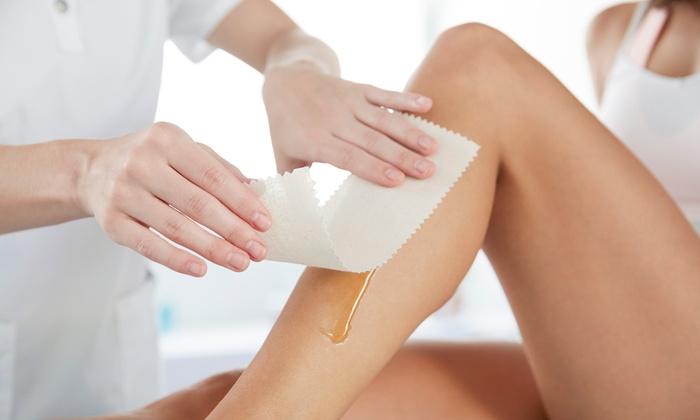 Make body waxing less painful.